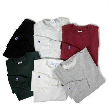 CHAMPIONチャンピオンリバースウィーブクルーネックスウェットシャツS1049USA流通モデルヘヴィーウエイトREVERSEWEAVECREWNECKSWEATGREY/BLACK/ASH/WHITE/DARKGREEN/MAROON