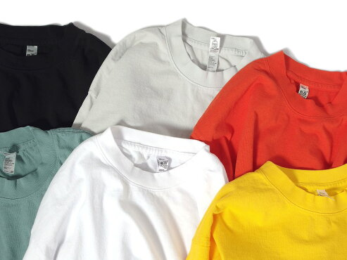 LOSANGELESAPPARELロサンゼルスアパレル6.5オンスガーメントダイメンズ長袖Tシャツ無地TLAAPPAREL6.5OZL/SGARMENTDYET-SHIRTMADEINUSA