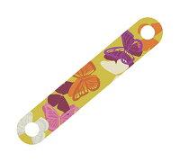 waistrapホルダープレート【バタフライ】---ウエストラップ折り畳み携帯電話保持板