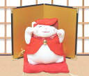 【オリジナルセット】和ぐるみ福猫「還暦祝い/金屏風付き」 リュウコドウ 和雑貨 置物||和風 招き猫 ...