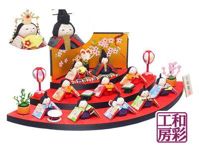 リュウコドウ(龍虎堂)雛人形の口コミ評判!楽天通販の売れ筋はコレ