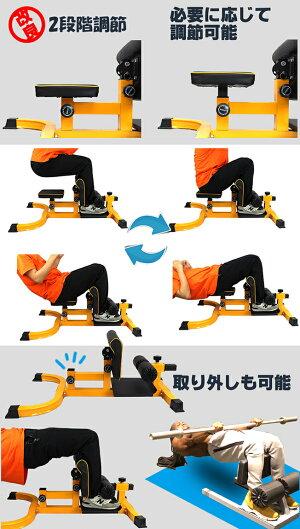 スクワットトレーニングスクワットダイエットエクササイズ王様ヒップアップ太ももふくらはぎお腹ダイエット理想のボディラインダンベルバーベルBS130