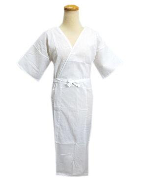 高島ちぢみワンピース肌着スリップ白S・M・L・LL 日本製 着物&振袖&浴衣和装下着 女性用レディース