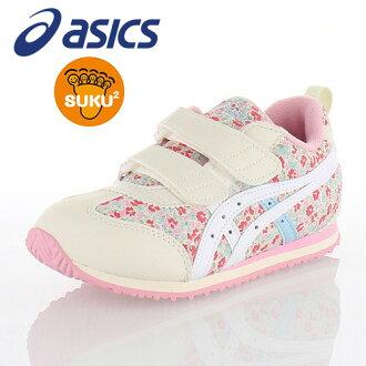 小亞瑟士asics sukusuku SUKUSUKU mekishikonaro MINI CT 2 TUM181-18F小孩鞋運動鞋粉紅