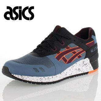 ★20%OFF!★亞瑟士Tiger亞瑟士虎GEL-LYTE3 NS TQN6D2 4652 53-602男子的女子的運動鞋運動風格鞋灰色