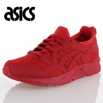 ★20%OFF!★亞瑟士Tiger亞瑟士虎GEL-LYTE V TQN6C3 2525 03-603男子的女子的運動鞋運動風格鞋紅