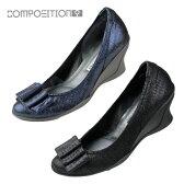 コンポジションナイン COMPOSITION9 靴 2592 コンフォートシューズ レディース パンプス バレエシューズ コンポジション9