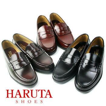 HARUTA ハルタ ローファー メンズ 6550 通学 学生 靴 3E 23.0〜27....