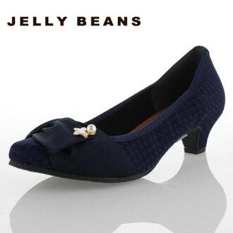果凍果凍豆豆鞋 550 turbanribon 泵 · 派克海軍婦女