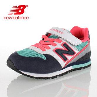 ★小20%OFF!★new balance新平衡KV996 DMY 9M/9 mi-996小孩運動鞋細長灰色