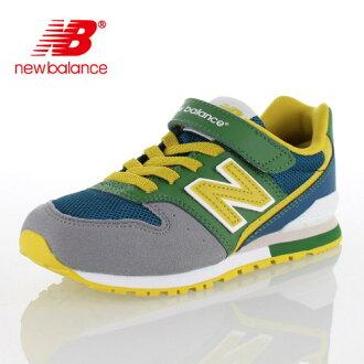 ★小20%OFF!★new balance新平衡KV996 AGY A8/GR-996小孩運動鞋細長綠色