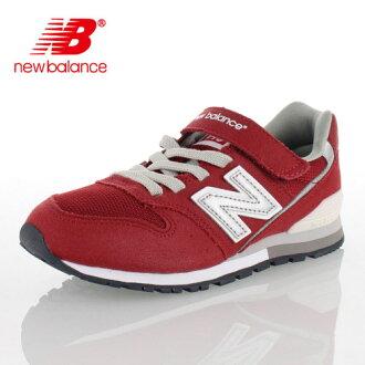 ★小20%OFF!★new balance新平衡KV996 CDY CD/D3-996小孩運動鞋細長紅