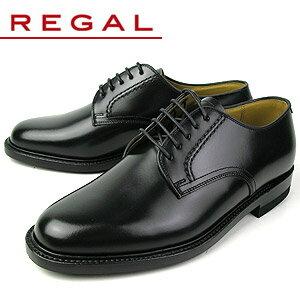 リーガルコーポレーション メンズ ビジネスシューズ REGAL 2504NA ブラック プレー…