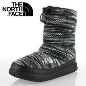 ★20%OFF★ THE NORTH FACE ノースフェイス W Nuptse Bootie Wool 2 Luxe NFW51684 (MM) レディース ヌプシ ブーツ ヌプシ ブーティー ウール 2 ラックス モノミックス