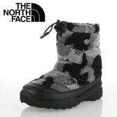 THE NORTH FACE ノースフェイス Nuptse Bootie Wool 2 Luxe NFJ51684 (MC) キッズ ヌプシ ブーツ ヌプシ ブーティー ウール 2 ラックス モノカモ セール
