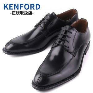 KENFORDケンフォードKB47ABJEBブラックメンズビジネスシューズUチップリーガルコーポレーション革靴大きいサイズ