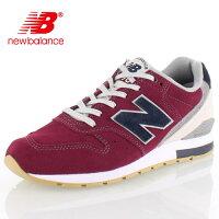 newbalanceニューバランスMRL996NBBURGUNDYメンズレディーススニーカーカジュアルワイズDレッド
