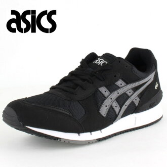 ★20%OFF!★亞瑟士Tiger亞瑟士虎GEL-CLASSIC TQ6G1N-9011 19-00601男子的女子的運動鞋黑色