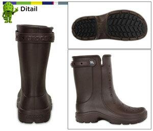 クロックスレニー2.0ブーツcrocsreny2.0boot16010レインブーツラバーブーツ長靴レディースメンズ