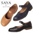 SAYA 靴 サヤ ラボキゴシ 5227 ストラップシューズ セール