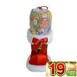 クリスマスお菓子袋詰め合わせ クリスマスブーツ 4インチブーツ 19cm お菓子入り クリスマスブーツ/クリスマス プレゼント/ブーツ/お菓子/サンタ/サンタクロース/サンタブーツ/子ども会 子供会/クリスマス会/プレゼント