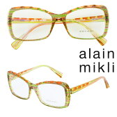 alain mikli アランミクリ メガネ 眼鏡 フランス製 メンズ レディース