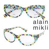 STARCK EYES スタルクアイズ alain mikli アランミクリ メガネ 眼鏡 フランス製 メンズ レディース