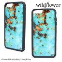 【最大600円クーポン】 wildflower iPhone8 7 iPhone 6 6s ワイルドフラワー ケーススマホ ア……
