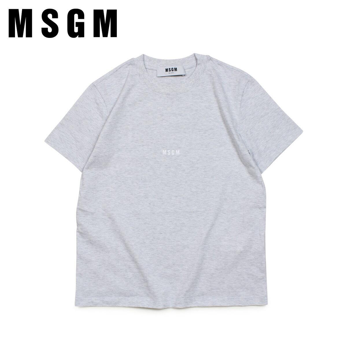 トップス, Tシャツ・カットソー MSGM MICRO LOGO T-SHIRT T MDM100 94