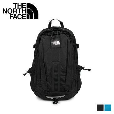 THE NORTH FACE HOT SHOT SE ノースフェイス リュック バッグ バックパック ホット ショット メンズ レディース ブラック ブルー 黒 T93KYJ