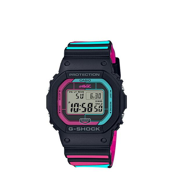 CASIOG-SHOCKカシオGorillazゴリラズ腕時計GW-B5600GZ-1JRコラボジーショックGショックG-ショック