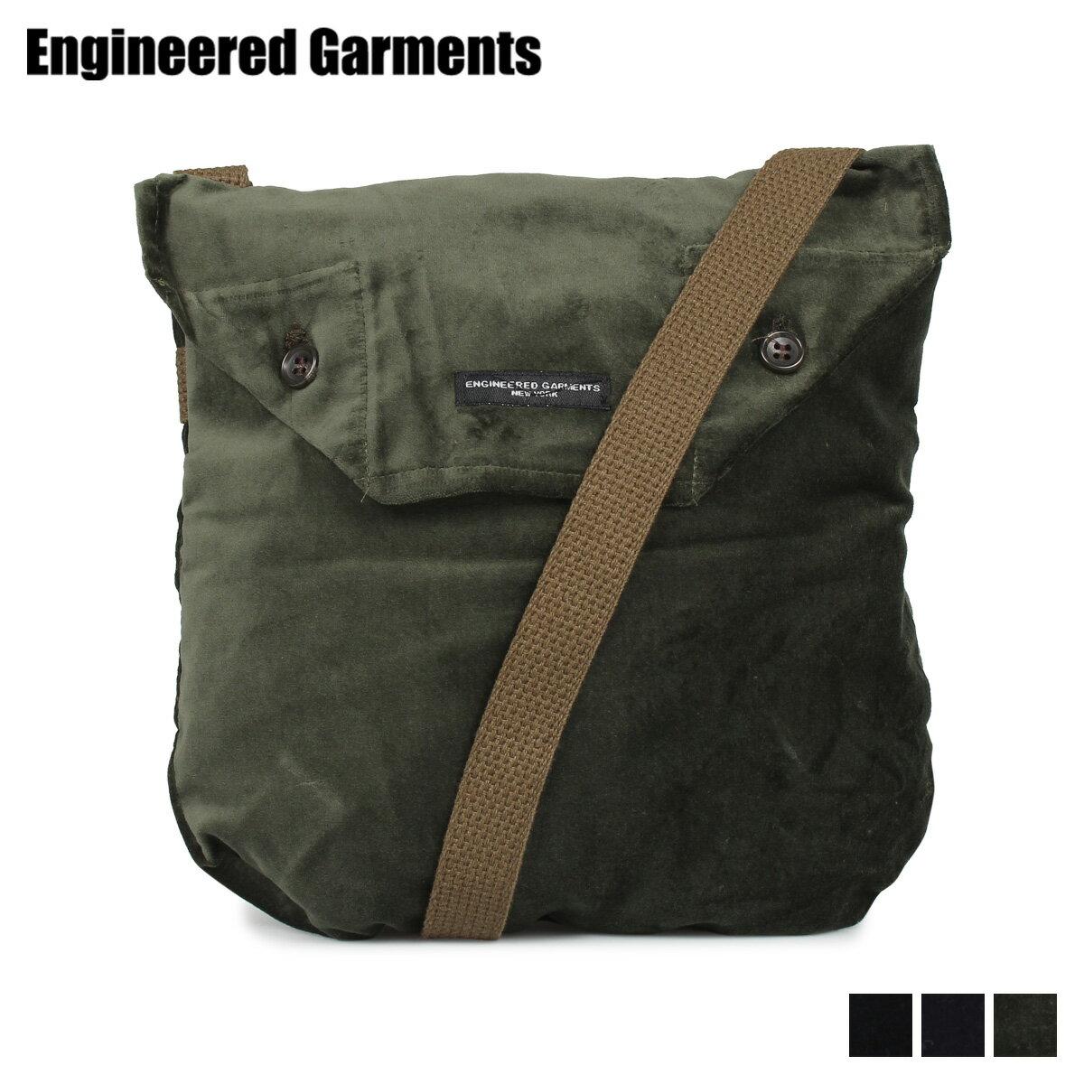 男女兼用バッグ, ショルダーバッグ・メッセンジャーバッグ ENGINEERED GARMENTS SHOULDER POUCH 19FH014