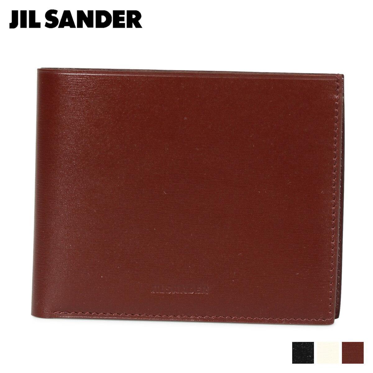 財布・ケース, メンズ財布 JIL SANDER ZIP POCKET WALLET MPS00015N