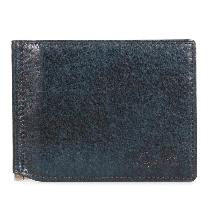 Lugard G3 WALLET ラガード 青木鞄 ジースリー 財布 二つ折り マネークリップ メンズ ブラック ネイビー ブラウン 黒 5209