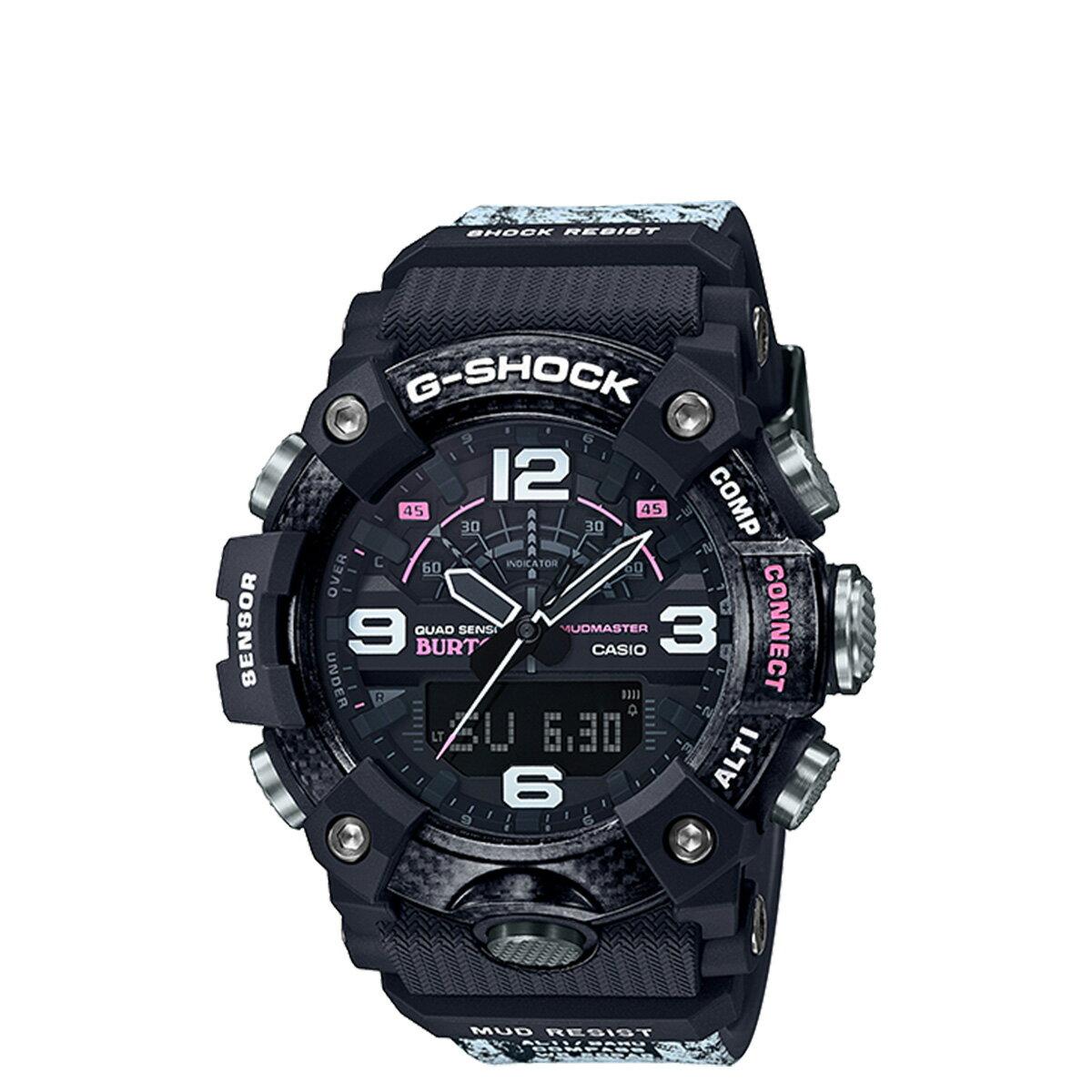 腕時計, 男女兼用腕時計 1000OFF CASIO G-SHOCK BURTON GG-B100BTN-1AJR