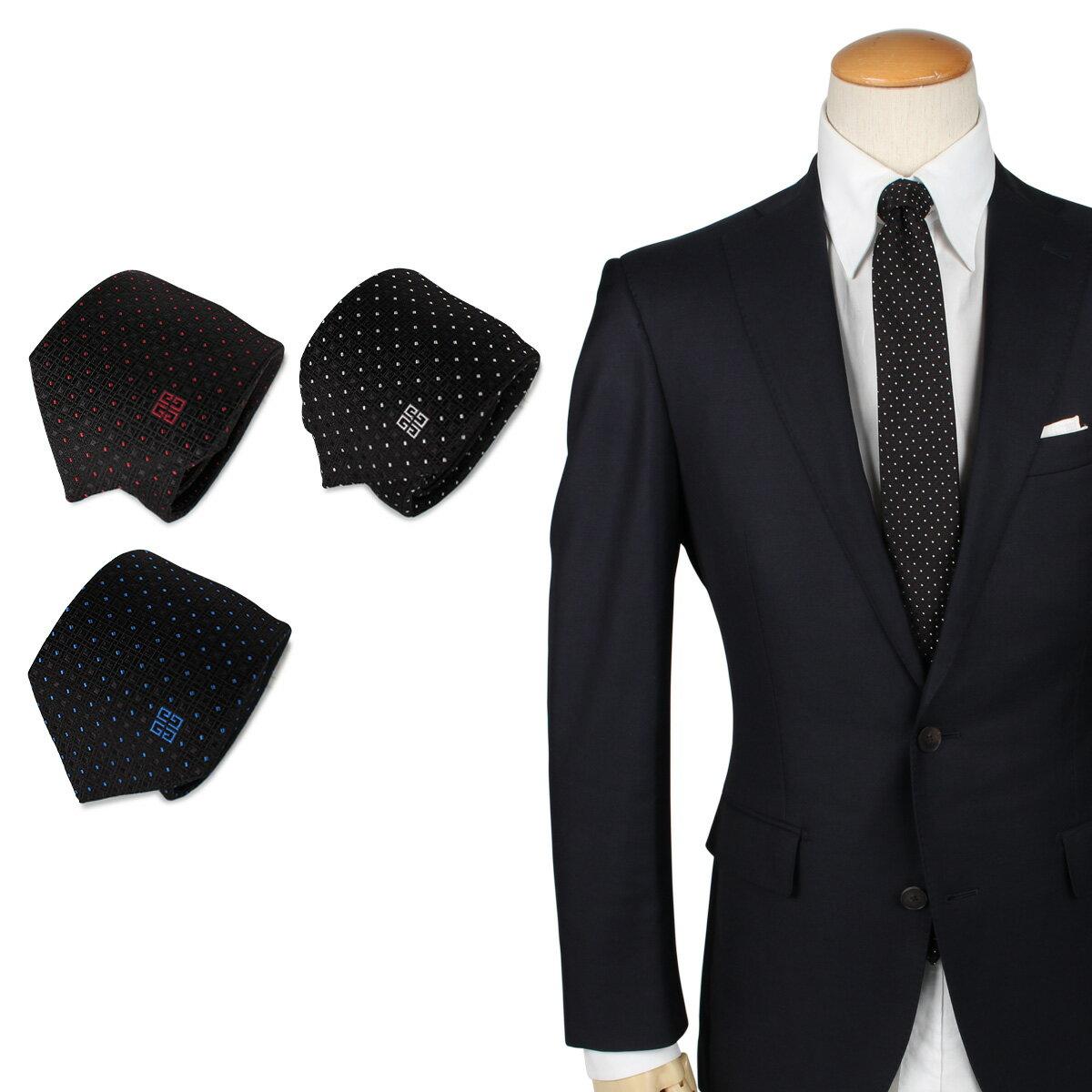 スーツ用ファッション小物, ネクタイ 1000OFF GIVENCHY TIE J3031
