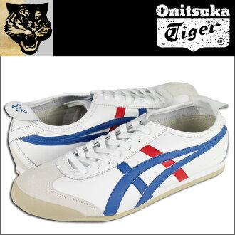 鬼塚虎 asics 鬼塚虎 Asic 墨西哥 66 運動鞋 THL202-0146年墨西哥 66 男裝鞋白色
