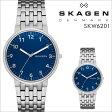スカーゲン SKAGEN 腕時計 メンズ 時計 ANCHER アンカー SKW6201 シルバー 防水 [ あす楽対象外 ]