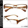 alain mikli アランミクリ メガネ 眼鏡 A0479 17 ブラウン セルフレーム メガネ サングラス メンズ レディース