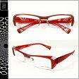 alain mikli アランミクリ メガネ 眼鏡 レッド RED-06 A0479 18 セルフレーム サングラス メンズ レディース