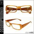 alain mikli アランミクリ メガネ 眼鏡 ブラウン BWN-14 A0725 13 セルフレーム サングラス メンズ レディース