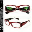 alain mikli アランミクリ メガネ 眼鏡 レッド ブラック RED-20 AL0322 0102 セルフレーム サングラス メンズ レディース