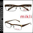 alain mikli アランミクリ メガネ 眼鏡 ブラウン ML1106 0002 メタルフレーム alain mikli サングラス メンズ レディース