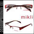 alain mikli アランミクリ メガネ 眼鏡 レッド ML1301 C002 メタルフレーム alain mikli サングラス メンズ レディース