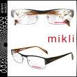 alain mikli アランミクリ メガネ 眼鏡 ブラック ブラウン ML1303 C001 メタルフレーム alain mikli サングラス メンズ レディース