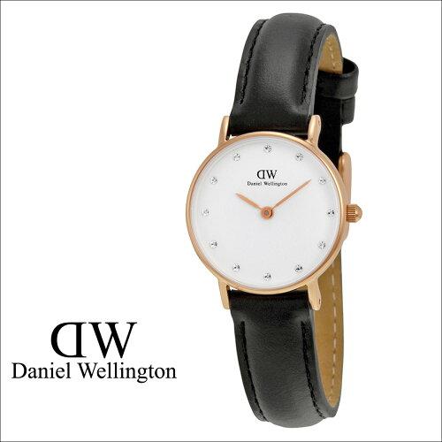 Daniel Wellington ダニエルウェリントン 26mm 腕時計 レディース CLASSY SHEFFIELD ローズゴール...