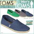 TOMS SHOES トムズ シューズ スリッポン MEN'S CLASSICS トムス トムズ シューズ メンズ