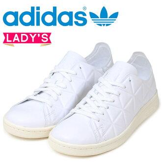 愛迪達Stan Smith人分歧D adidas運動鞋Originals多角形STAN SMITH W POLYGONE S76541鞋白原始物[預訂商品12/22左右打算進貨再入貨物]