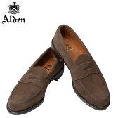 ALDEN オールデン ローファー メンズ シューズ HANDSEWN FLEX PENNY LOAFER WITH UNLINED VAMP Dワイズ 6245F [3/3 追加入荷]