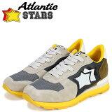 アトランティックスターズメンズAtlanticSTARSアンタレススニーカーANTARESHCA-66B靴グリーン×ネイビー